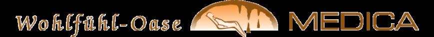 Wohlfühl-Oase MEDICA | Logo.