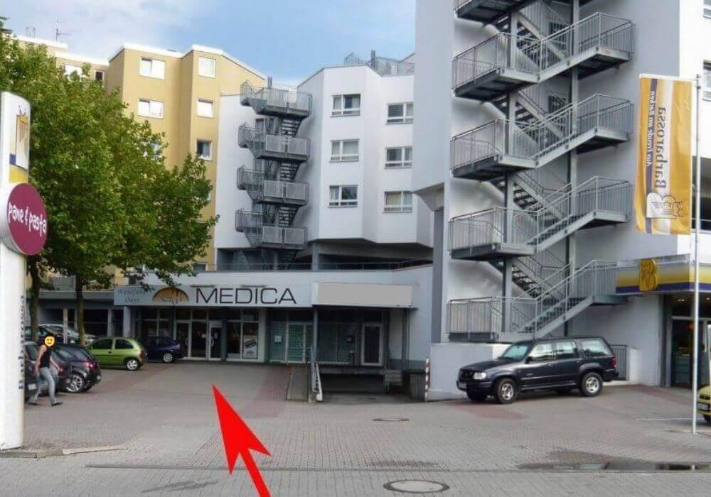 Anfahrt Salzgrotte Kaiserslautern