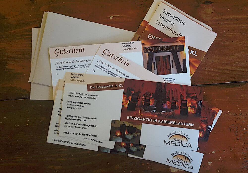 Geschenkgutscheine | Wellness Kaiserslautern