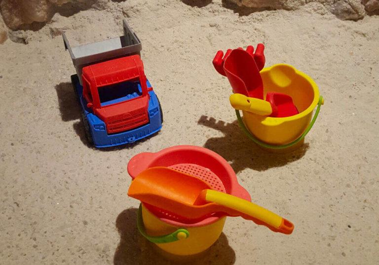 Spielsachen | Salzgrotte für Kinder